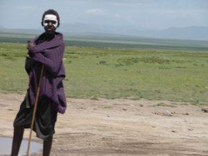 The Masai.