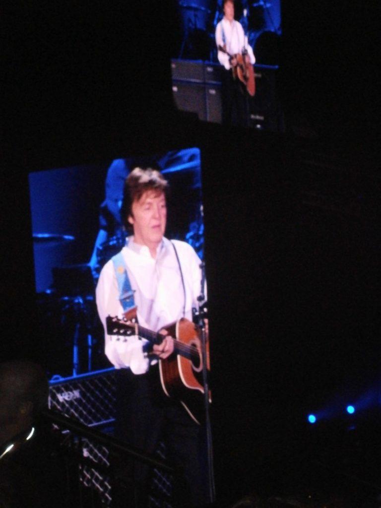Paul McCartney is Amazing