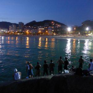 Rio de Janeiro on a Canadian Passport.