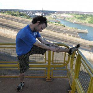 Itaipú Dam masculino stretch
