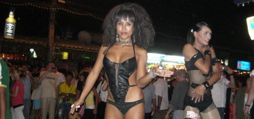 Sex Show.  Bangkok, Thailand