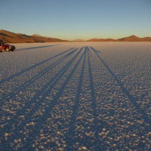 Salar de Uyuni Salt Falts: Day 3