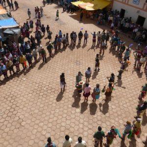 Circle dance.