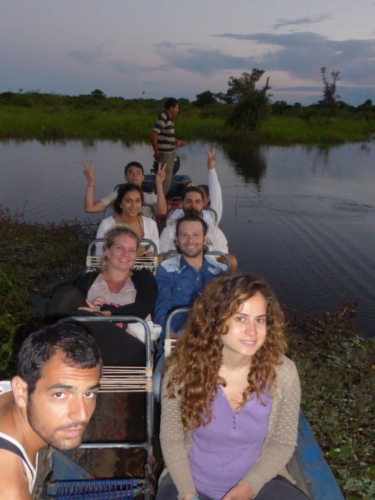 The Pampas. Amazon.  Bolivia.