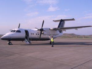 Our cessna double prop plane for Australia.