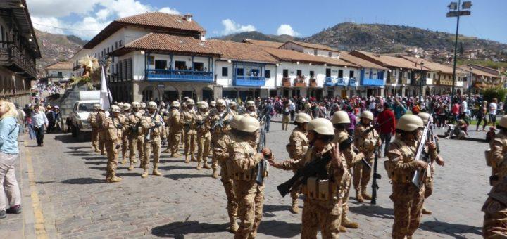 Cusco to Lima: Mass Tourism Cusco