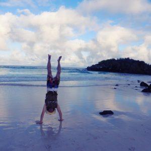 Galapagos: Isla San Cristóbal Nudeiking is too Much Work to be Fun