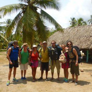 My Colombian travel crew.