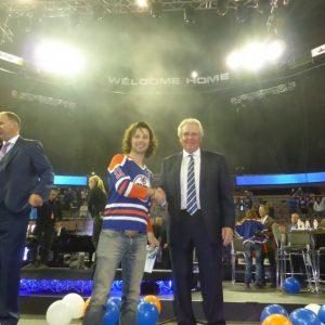 Edmonton Oilers 1984 Stanley Cup Reunion