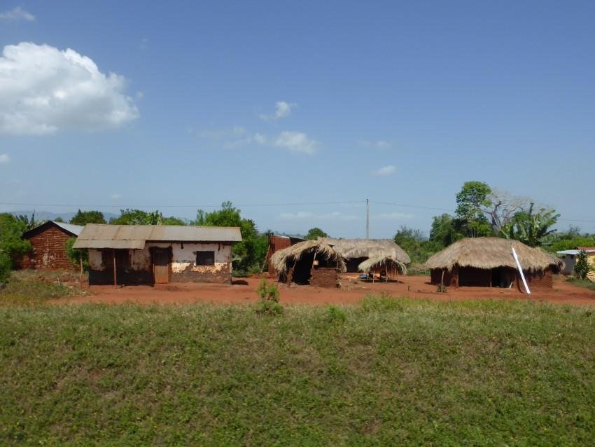 Tanzanian villages.