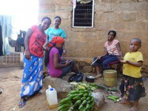 Marangu: Big Families and Exotic Expenses