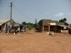 A village on Buggala Island.