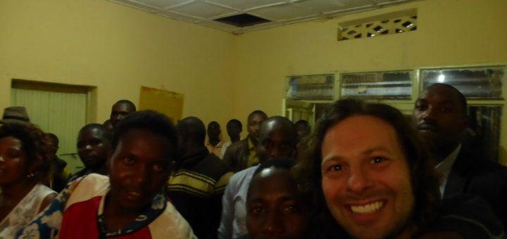 Kinigi: Football and Rwanda Bits