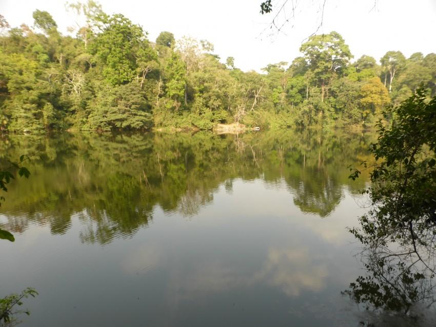 Lake Nkuruba.