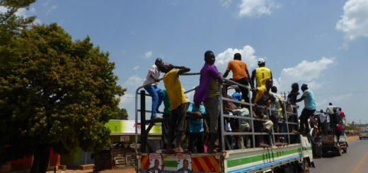 Masindi to Entebbe: Smooth Ridin' Boring Timin'