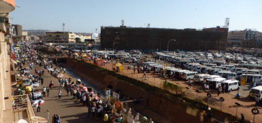 Kampala: Ugandan 2016 Election - Day 1
