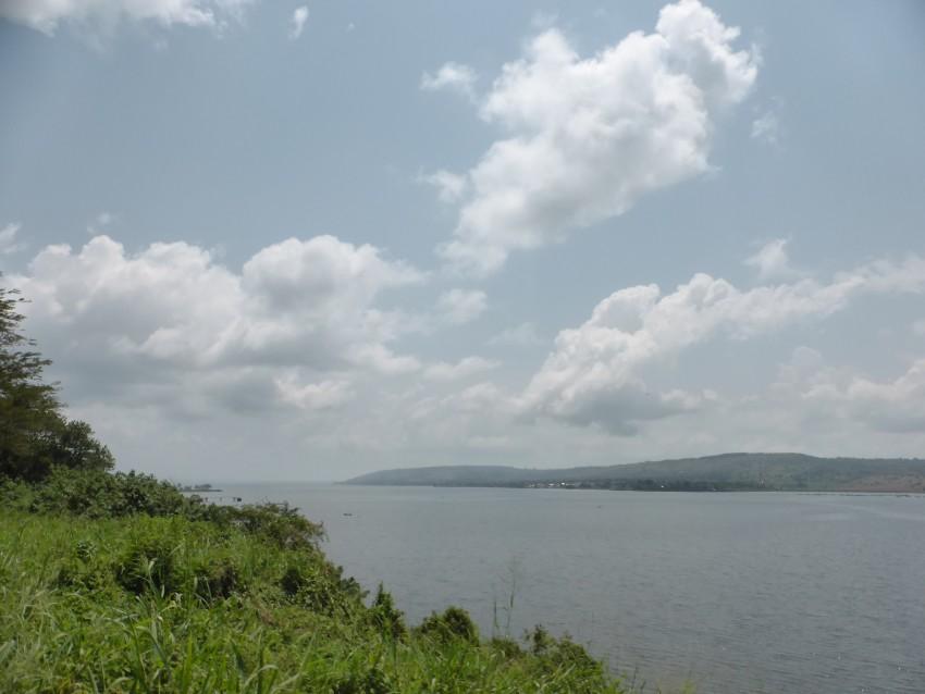Lake Victoria...