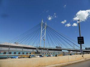 Mandela bridge.