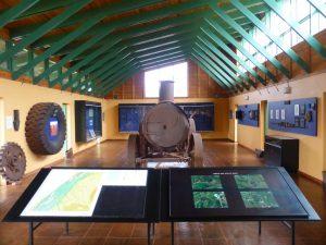 Ngwenya Iron Ore Mine museum.