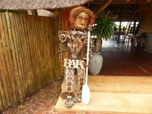 The Road to Bulawayo: Hitting a Goat