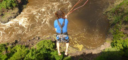 Victoria Falls Gorge Swing: Wild Horizons Adventures