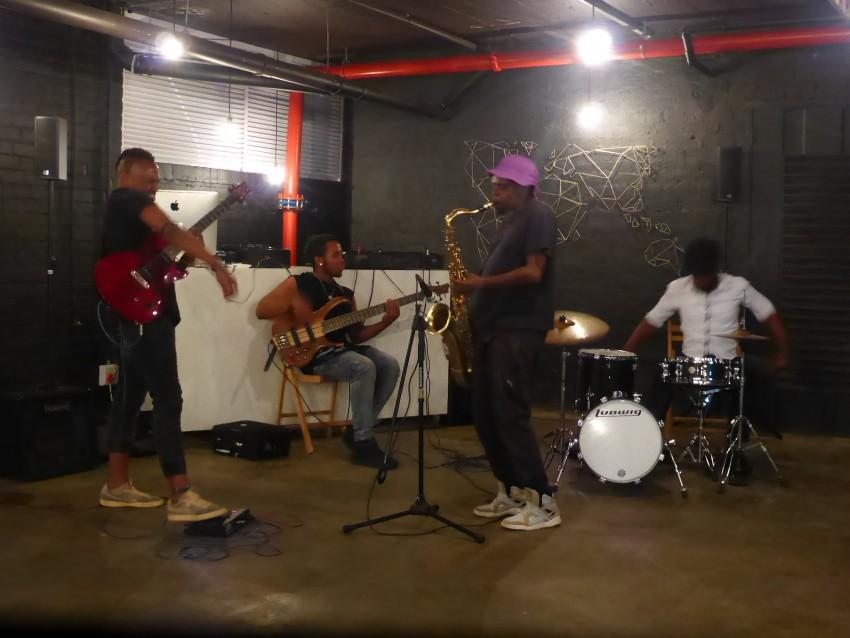 Freedom Fighters jazz.
