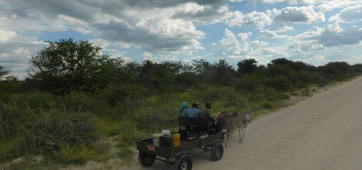 Transport Botswana.