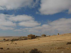Kolmanskop, Namibia.