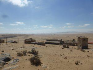 Kolmanskop.