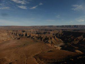 A gorgeous canyon.