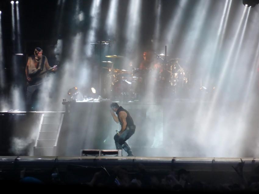 Rammstein, Download Festival