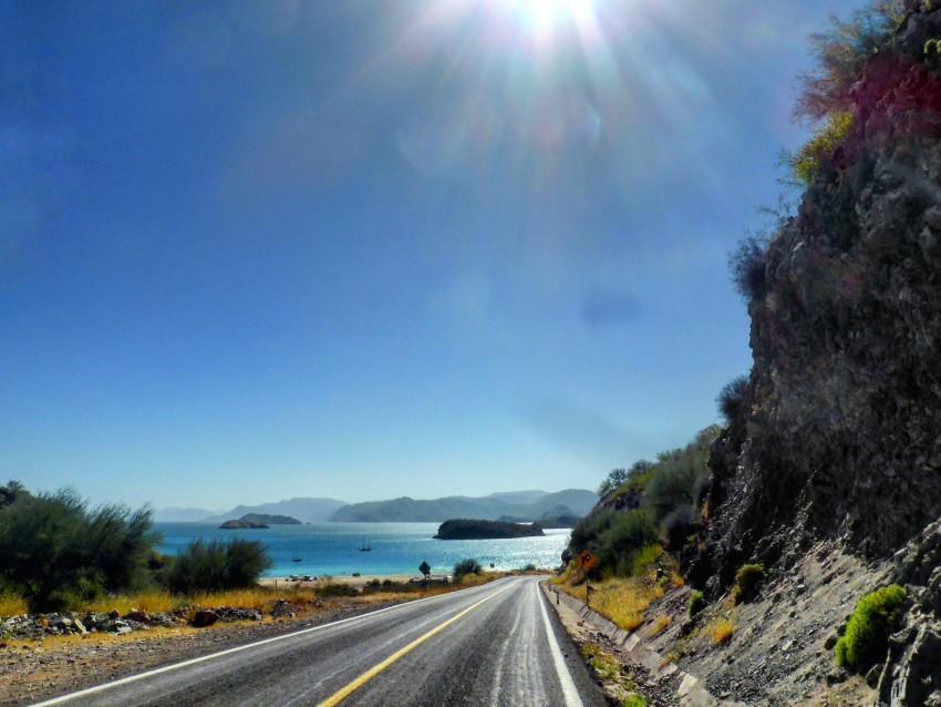Baja California Roadtrip, San Ignacio to Todos Santos