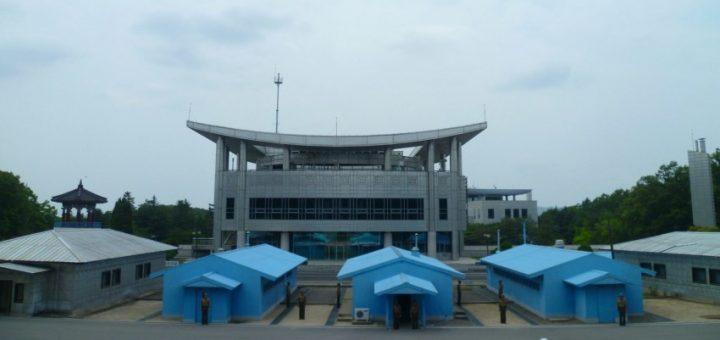 North Korea DMZ.