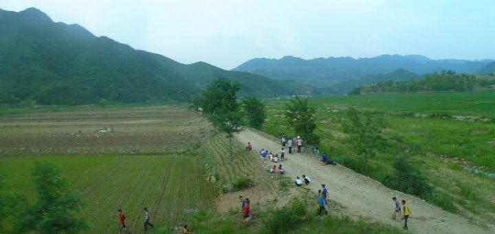 Travelling Pyongyang North Korea