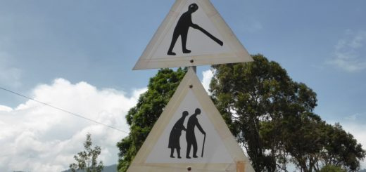Karatu to Arusha - First World Complainers