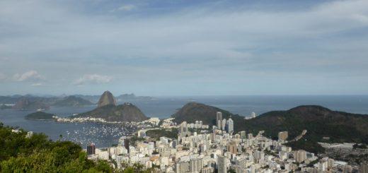 Rio de Janeiro: Stalking a Crippled Masturbator
