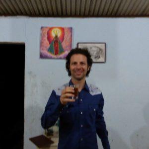 Drinking Santo Daime/Ayahausca