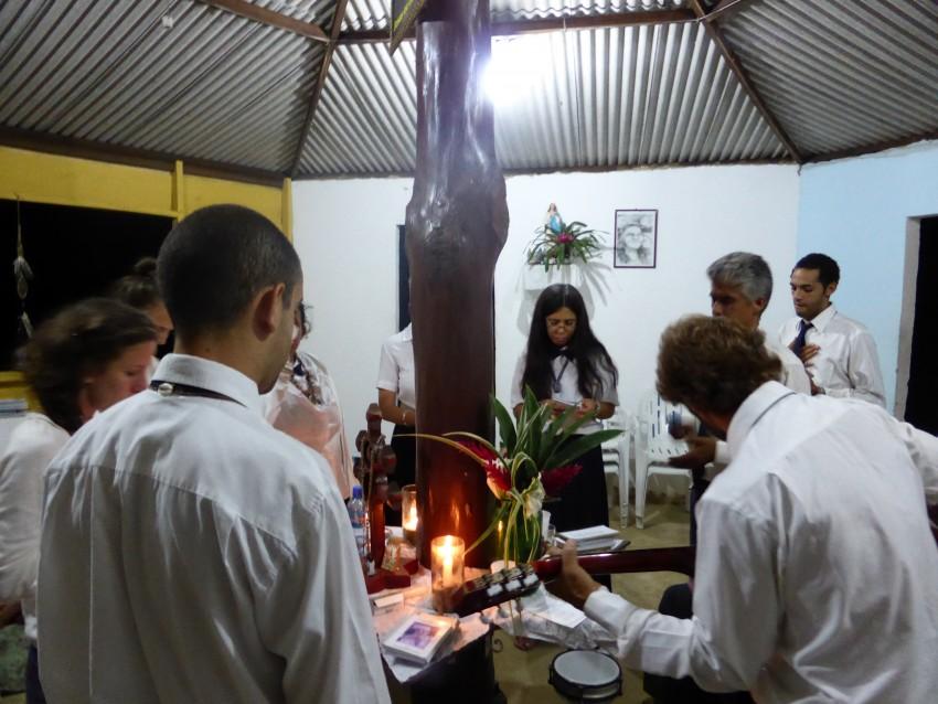 Ayahuasca/Santo Daime