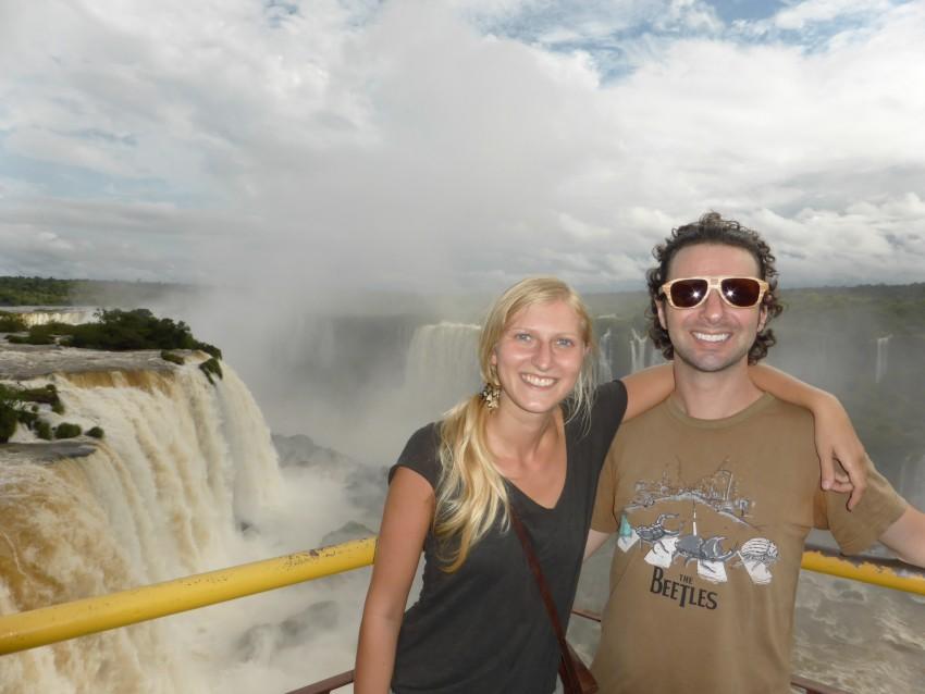 Iguazu Falls/Foz do Iguaçu, Brasil