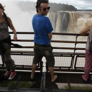 Iguazu Falls/Cataratas de Iguazú, Argentina