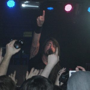 Foo Fighters in a Bar