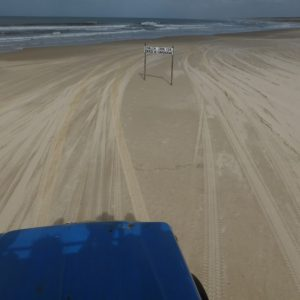 Cabo Polonio to Punta del Diablo: Unwanted Hitchhikers