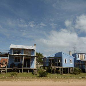 Punta del Diablo to Montevideo: Caballo Loco Hostel