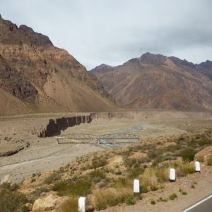 Mendoza to Santiago: Crossing the Andes and Bar Make-Outs