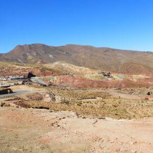 Potosi Mine and Removing Desert Grime
