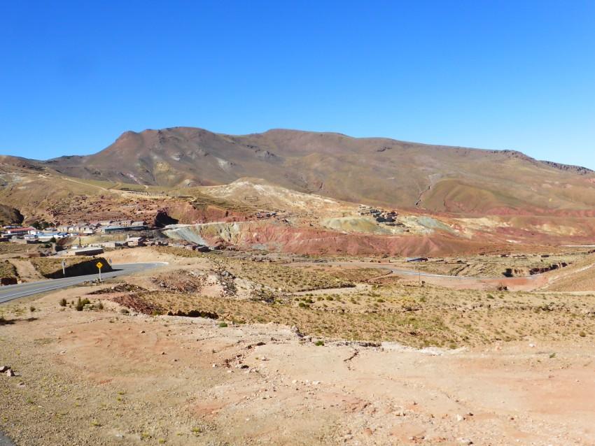 Salar de Uyuni to Potosi, Bolivia.