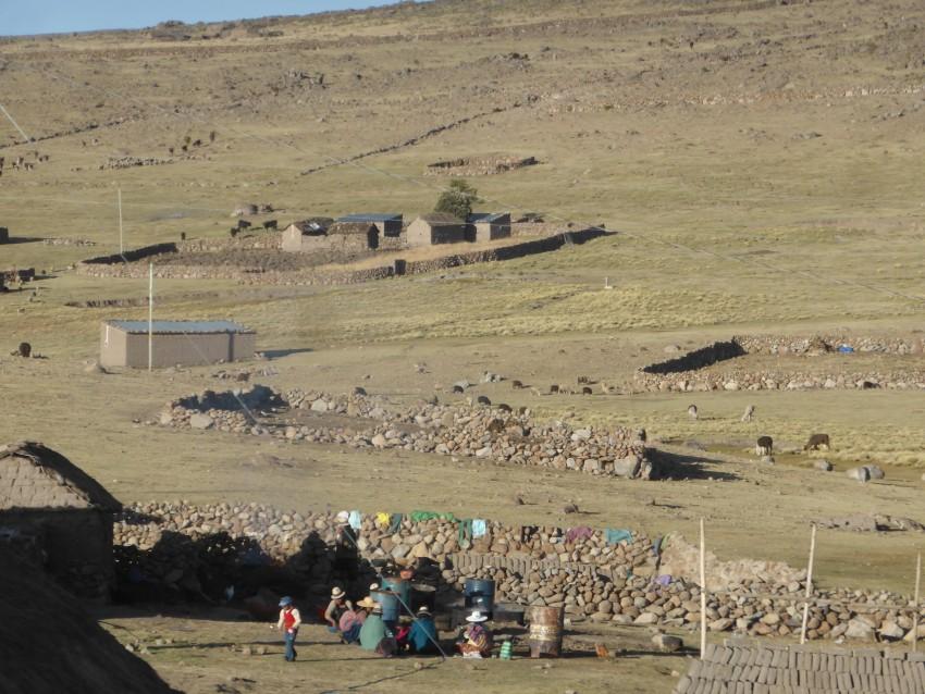 Tinku Festival.  Macha, Bolivia.