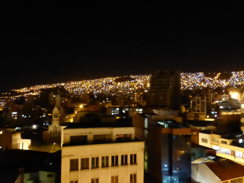 Beautiful La Paz
