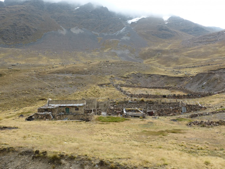 La Paz to Rurrenabaque, Bolivia.