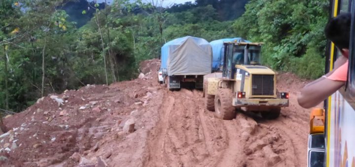 Rurrenabaque to La Paz: Mucking Through the Muck